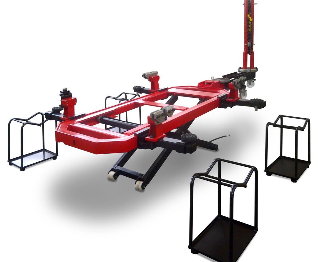 shop frame machine
