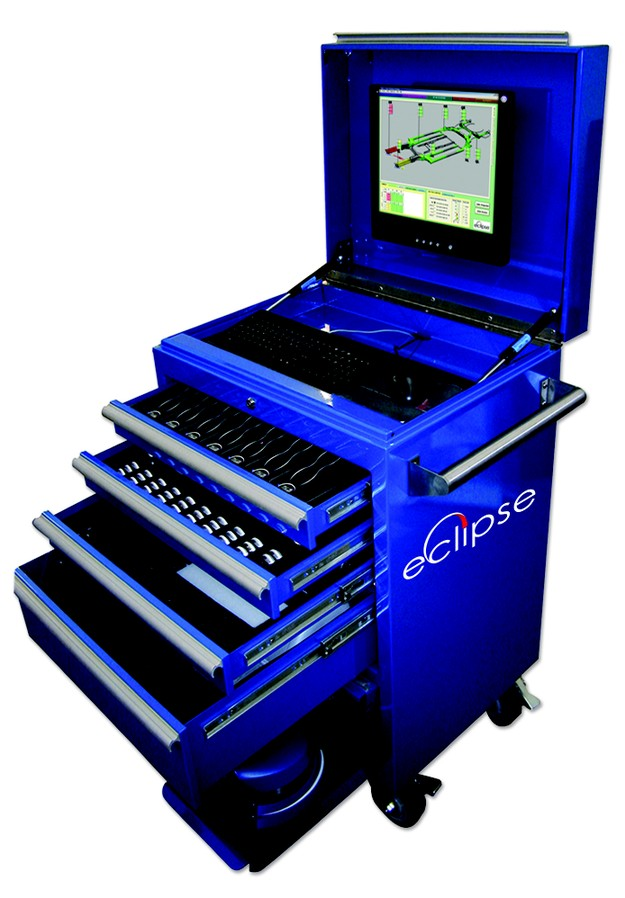 Electronic Measuring Equipment : Eclipse electronic measuring system pro line systems