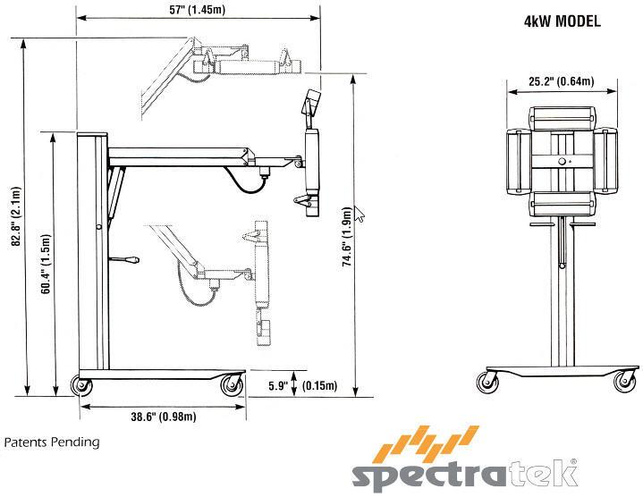 spectratherm 4000s pro line systems international inc auto shop equipment