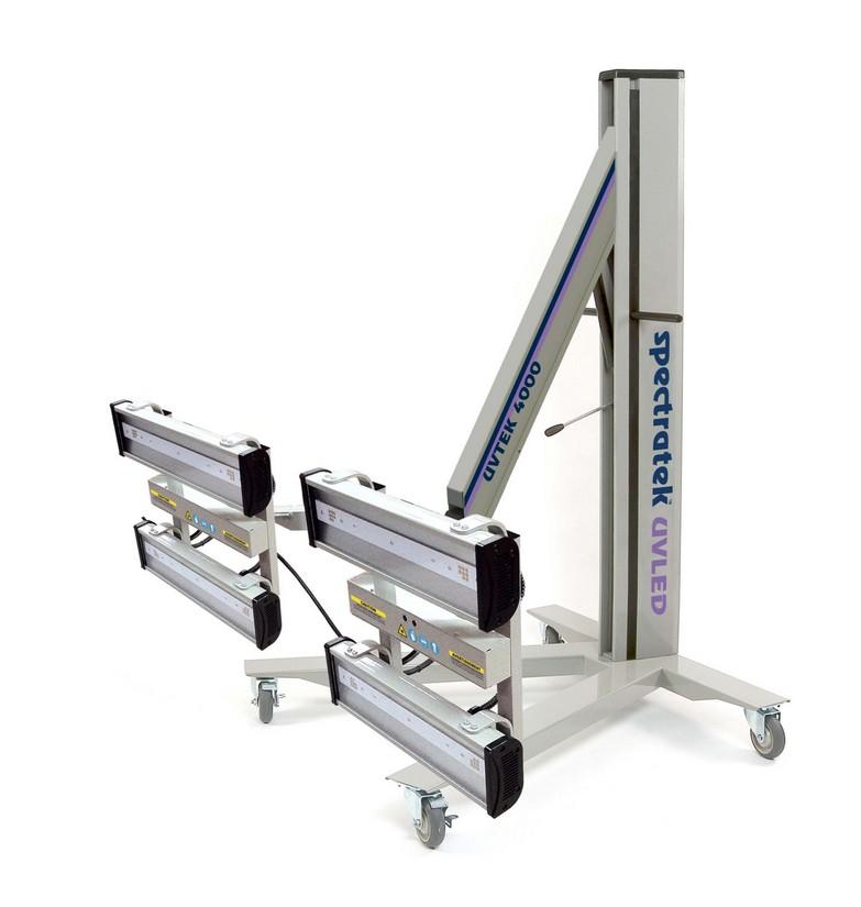 Spectratek UV Ultraviolet Curing Lamps - Pro Line Systems ...