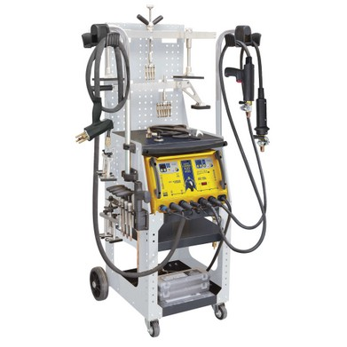 GYS Combination Steel And Aluminum Dent Repair Work Station