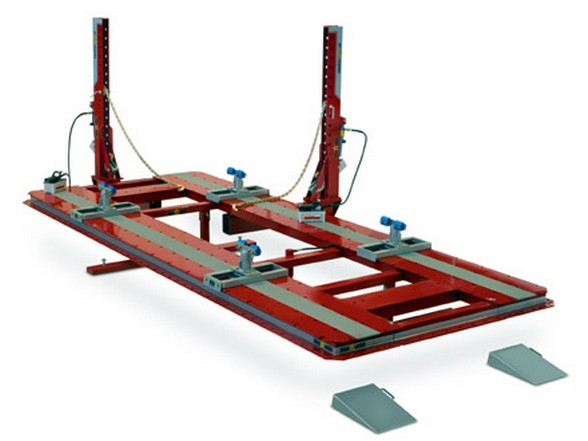 Cheetah 18ft Frame Machine