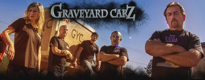 Mark Worman of Graveyard Cars