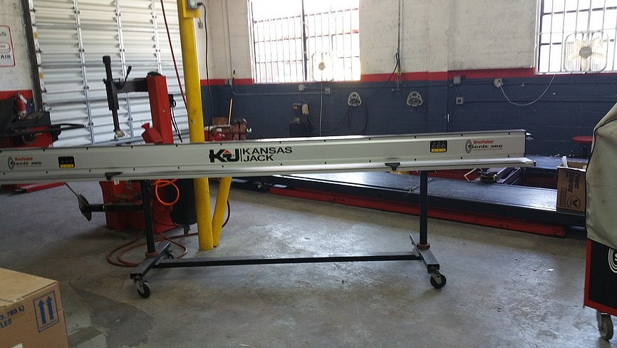 Kansas Jack Sonic 360 Measuring Beam
