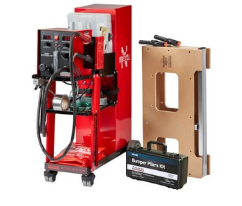Polyvance Nitrogen Plastic Repair Welder