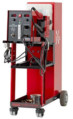 Polyvance Nitrocell Plastic Welding System
