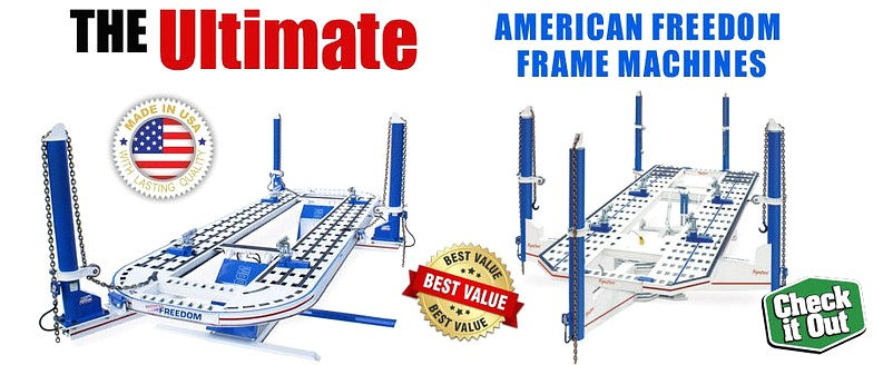 freedom frame machine
