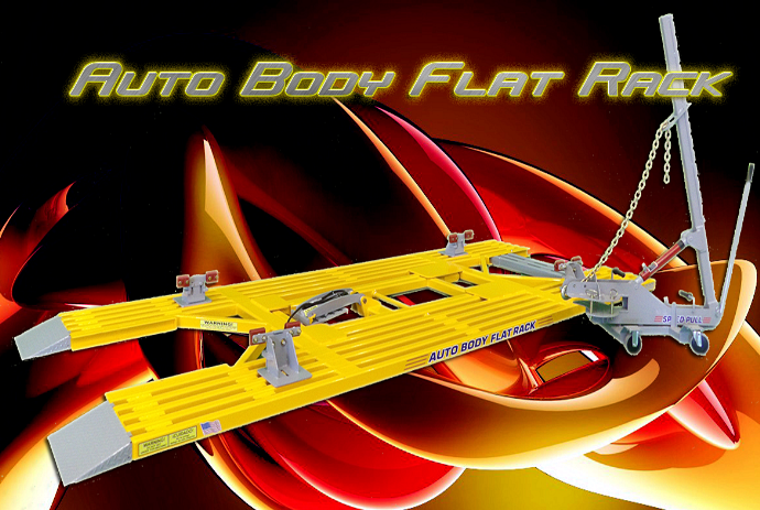 auto body buddy flat rack