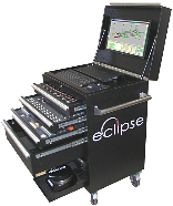 Eclipse Laser Measuring System by AMS