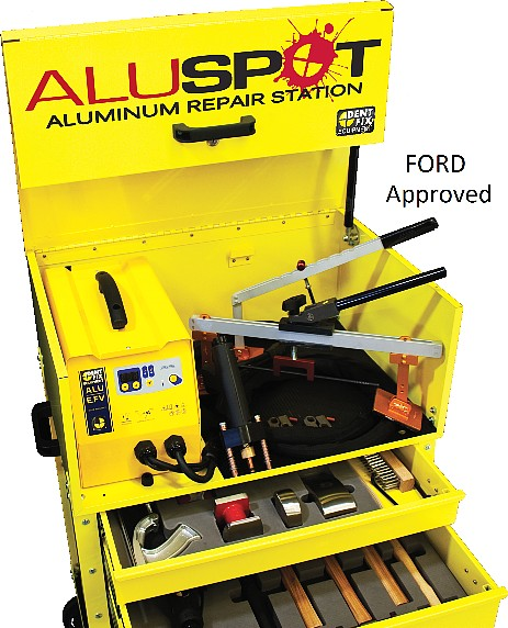 Aluminum Repair Station