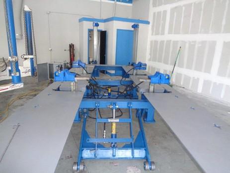 brewco frame machine