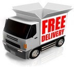 free shipping to your door
