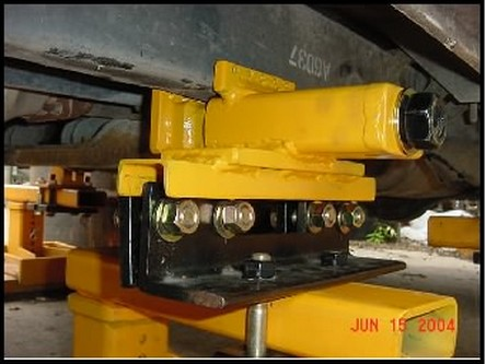 Universal Truck Clamps Pro Line Systems International