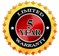 Compuspot Five Year Welder Warranty