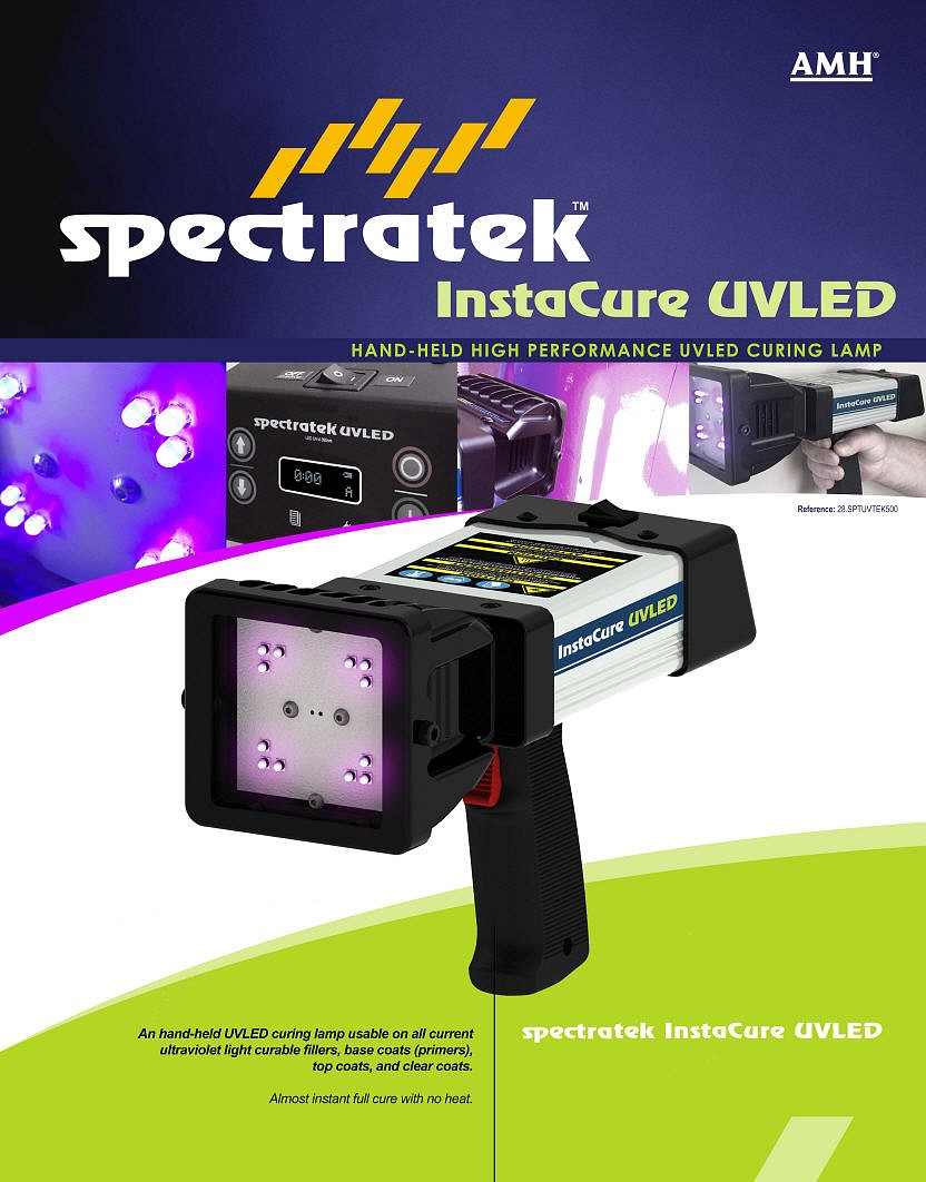 Instacure UV LED Battery Operated Curing Lamp