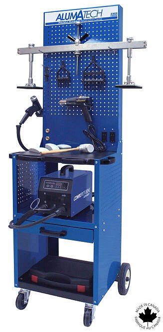 Alumatech Aluminum Repair Work Station