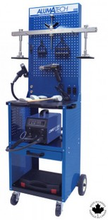 Alumatech Complete Aluminum Dent Repair Workstation