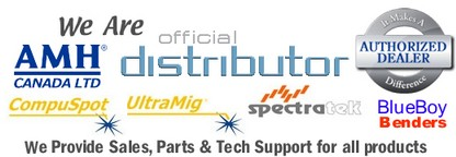 We Are Official AMH Distributors