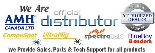 We Are Official AMH Authorized Distributor