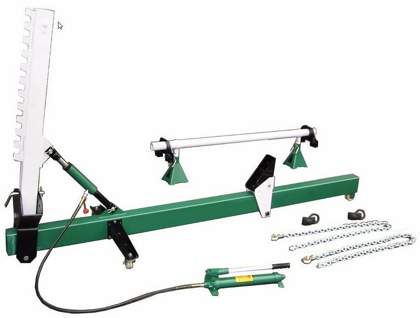 Swivel Frame Puller - Pro Line Systems International Inc- Auto Body ...