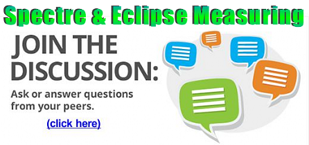 Spectre & Eclipse Discussion & Comment Page