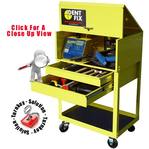 Dent Fix Aluminum Dent Repair Workstation