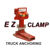 EZ frame clamp for truck frame repairs