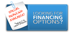 Looking For Financing Click Here
