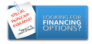 Financing is Available
