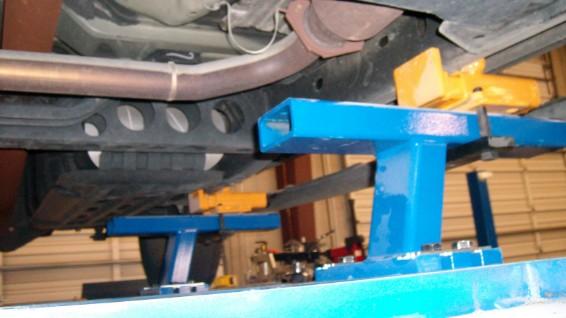 Car O Liner Frame Machines