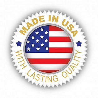 Made In USA With Lasting Quality