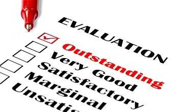 Outstanding Evaluation Checked