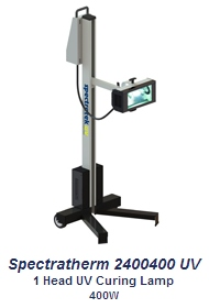 Spectratek Uv Lamps Pro Line Systems International Inc Auto Body Shop Equipment