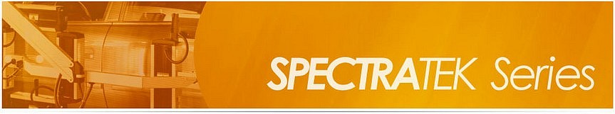Spectratek Infrared Curing Lamp Banner
