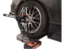 TL-12 Laser Wheel Alignment System