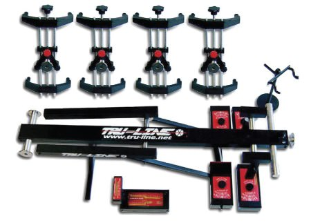 TRU LINE TL-12 Laser Wheel Alignment Package
