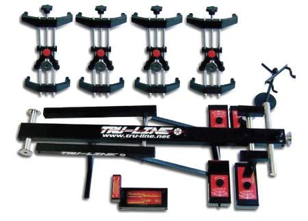 Air Bag Jack >> Tru-Line Laser Wheel Alignment System - Pro Line Systems International Inc- Auto Body Shop Equipment