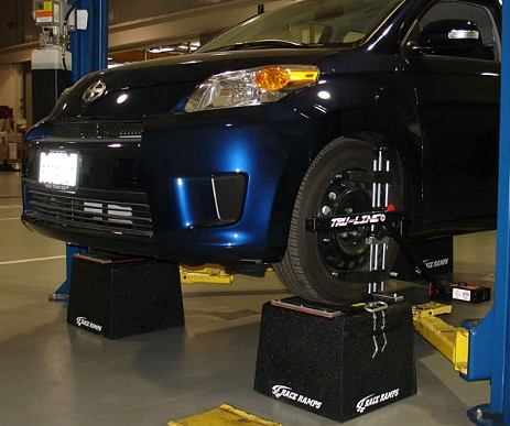 Tru - Line TL-12 Laser Wheel Alignment System